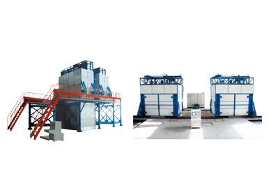 HG1824A 化学钢化炉