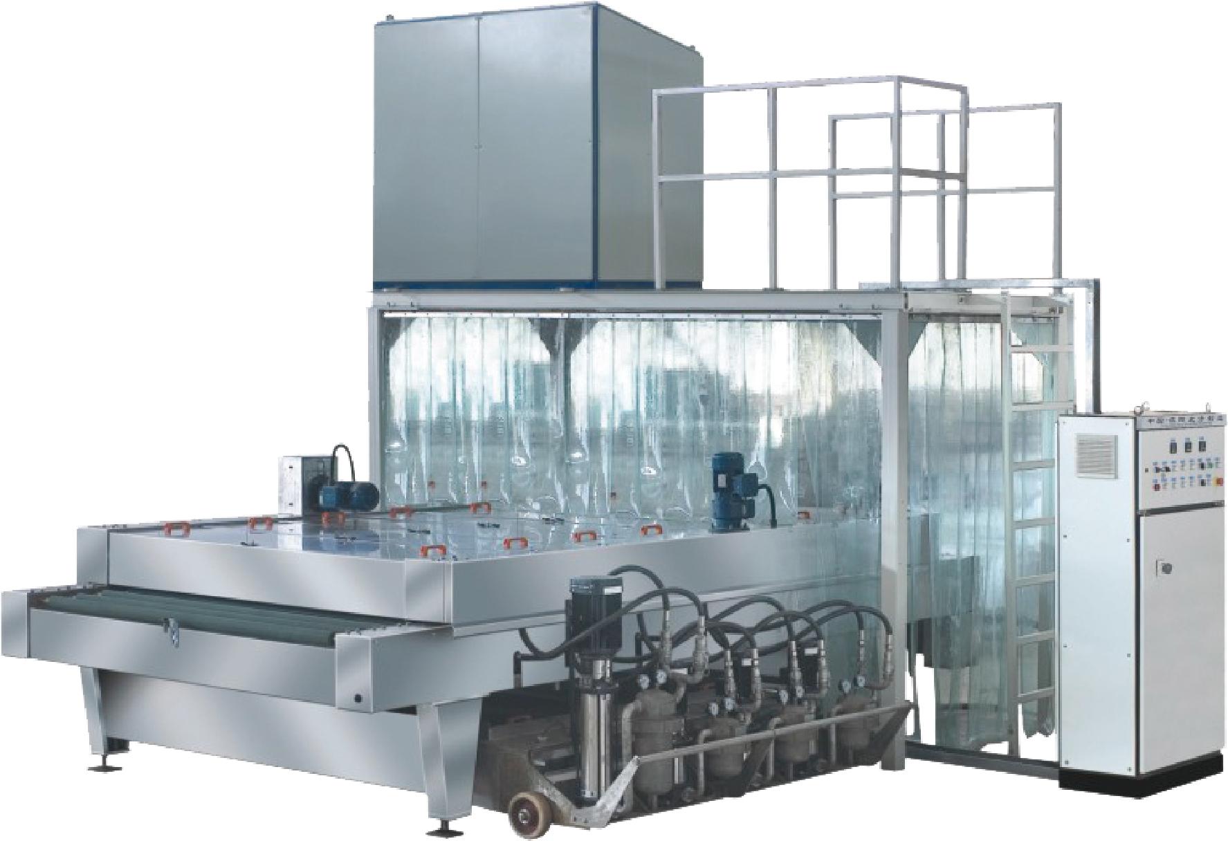 QX15B 汽车玻璃清洗干燥机