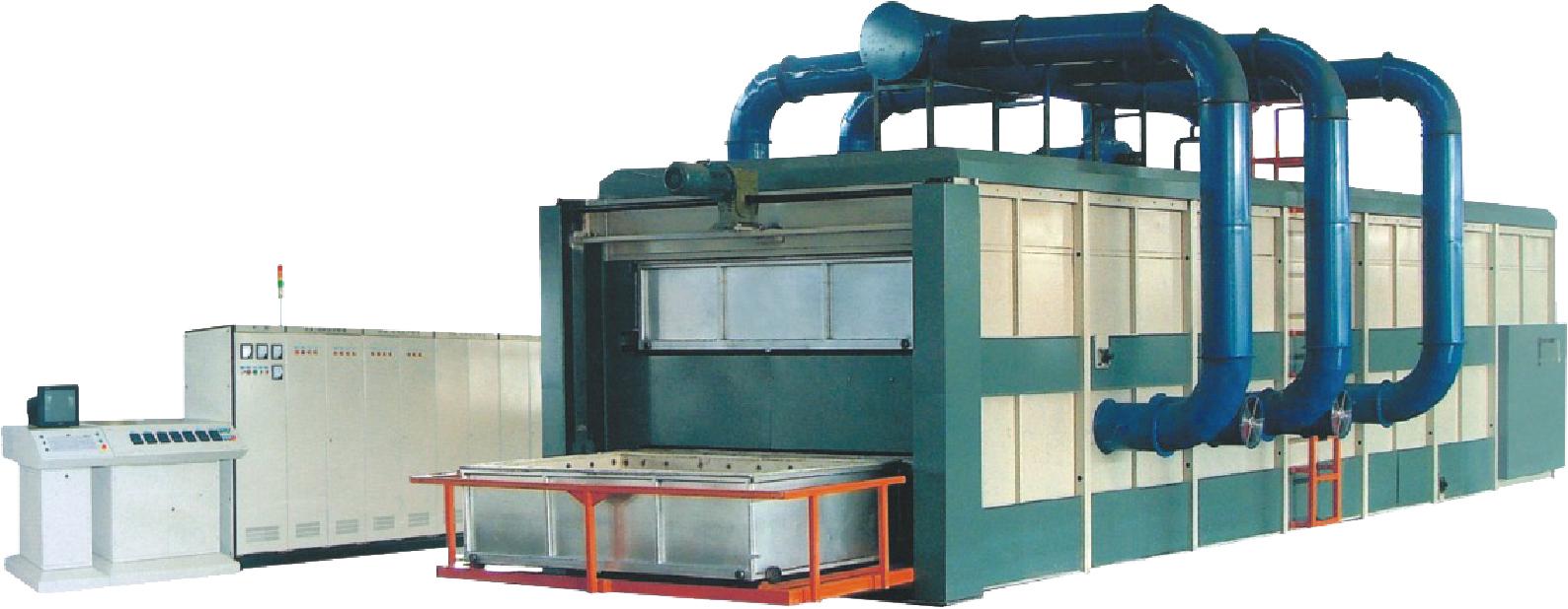 RB28A 连续热弯炉